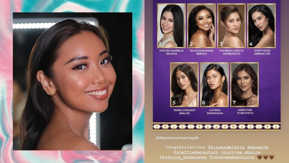 We're Here for Miss U PH Candidates Supporting Each Other in Recent Headshot Challenge
