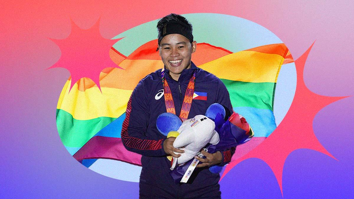 Nesthy Petecio Comes Out at Olympics, Dedicates Win to LGBTQ+ Community
