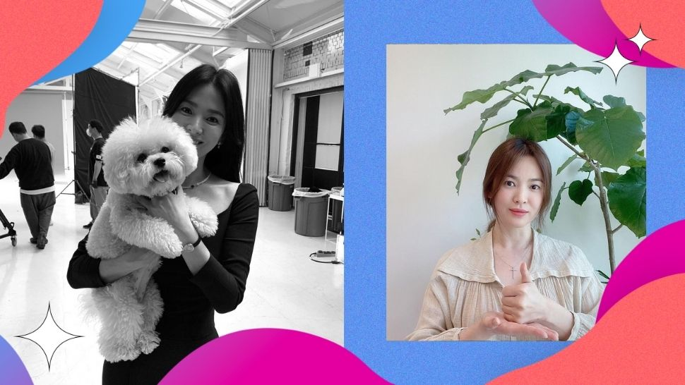 Did You Know? Song Hye Kyo Reportedly Earns Over P24 Million for One Instagram Post