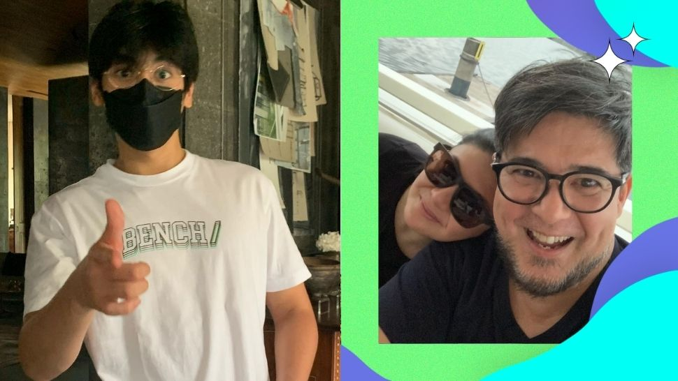 Andres Muhlach Gets the Sweetest Reactions from Parents Aga and Charlene About Leaving for College