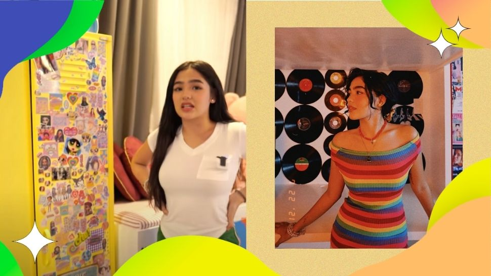The Touching Reason Andrea Brillantes Keeps a Locker Cabinet in Her Bedroom