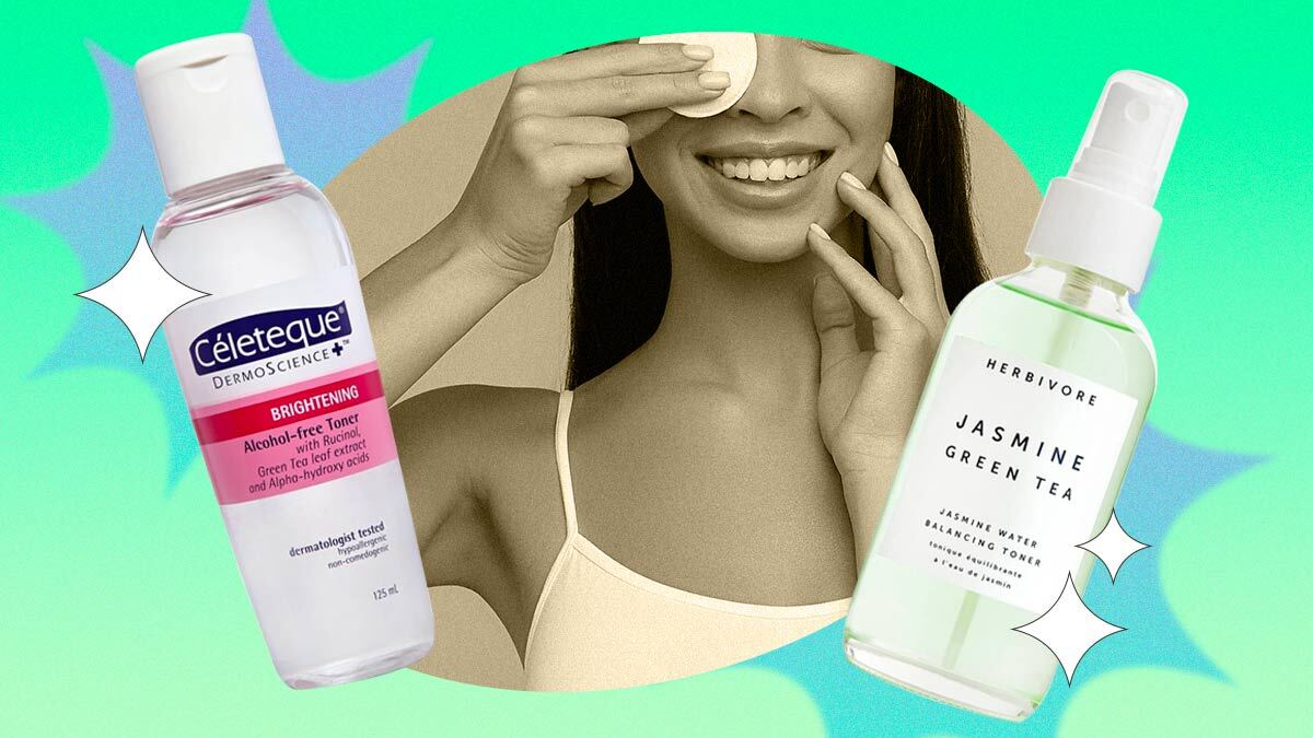 Why Skincare Lovers Use Alcohol-Free Toners, Plus Products to Try