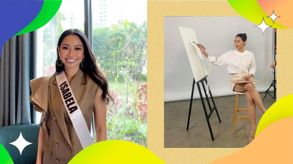 7 of the Best Neutral OOTDs We Spotted on Miss Universe PH - Isabela Jan Abejero