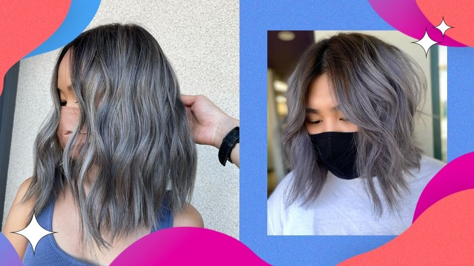 10 ~Super Pretty~ Ash Gray Hair Color Ideas That Look Good on Filipinas