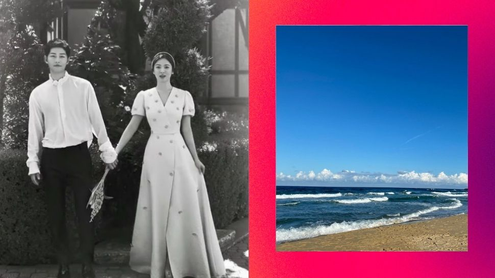 Fans Think This *Interesting* Pattern in Song Hye Kyo's IG Posts Is Related to Song Joong Ki
