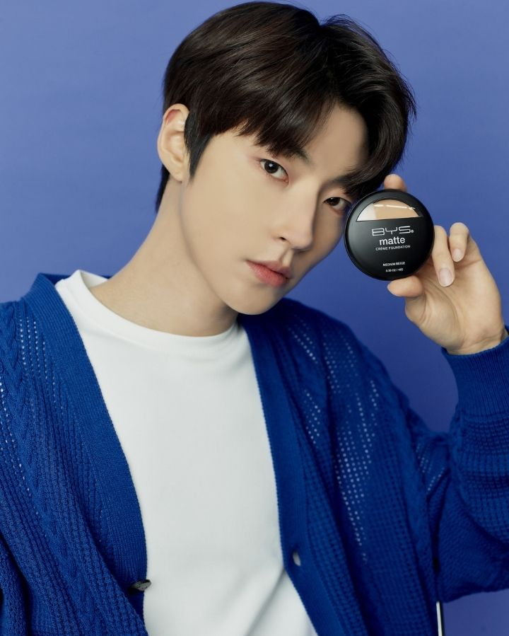 Hwang In Yeop for BYS Philippines