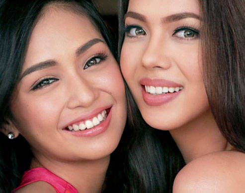 Julia Montes and Kathryn Bernardo Are This Year's Most ...