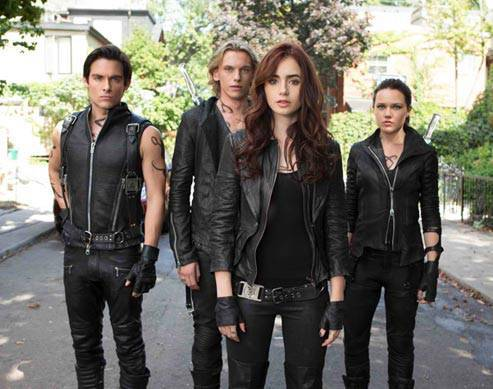 Is Mortal Instruments The Next Twilight?
