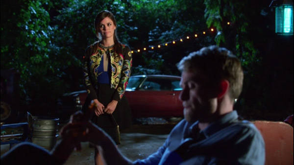 Zade from Hart of Dixie
