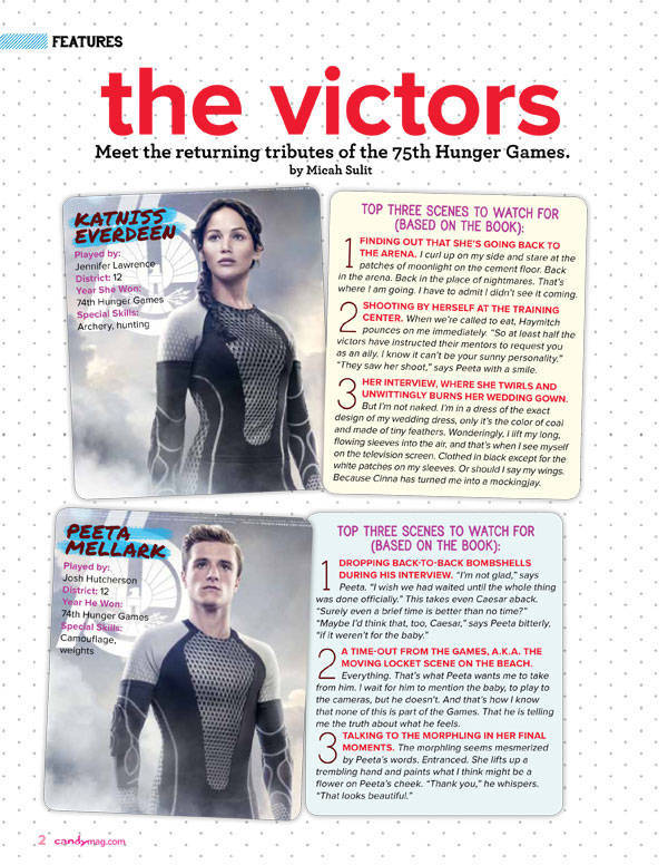 Catching Fire Fan Mag