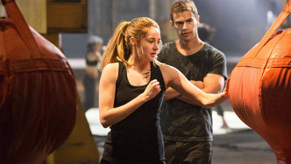 Divergent stills
