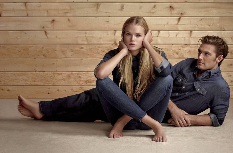 Gabrielle Wilde Alex Pettyfer V Magazine