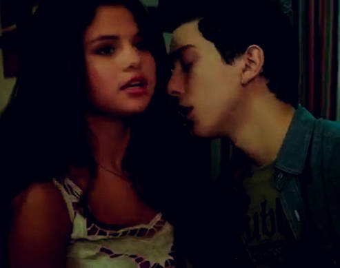 Nat Wolff and Selena Gomez Behave Badly In Their New Movie