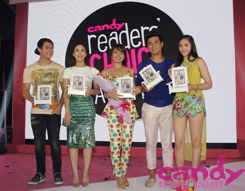 Candy Readers' Choice Awards 2014