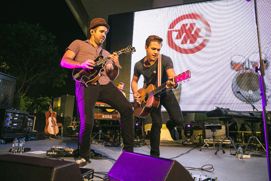 10 Best Moments from Hunter Hayes' Singapore Showcase