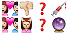 Guess That Emoji-fied Song Line