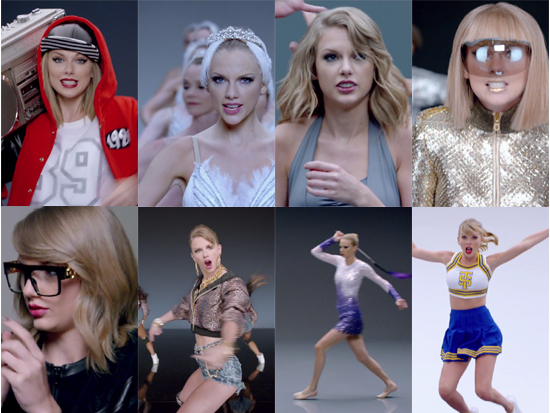 Which Awkward Dancing Taylor Swift Is Your Favorite?