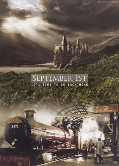 ATTENTION: The Hogwarts Express Leaves Today