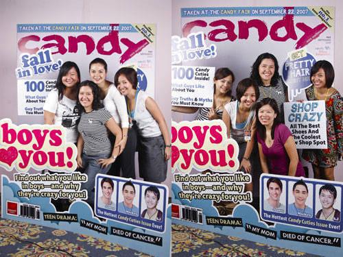 Candy Fair 2007