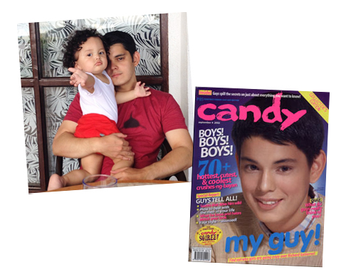 #Throwback: The Candy Cover Boys Then and Now