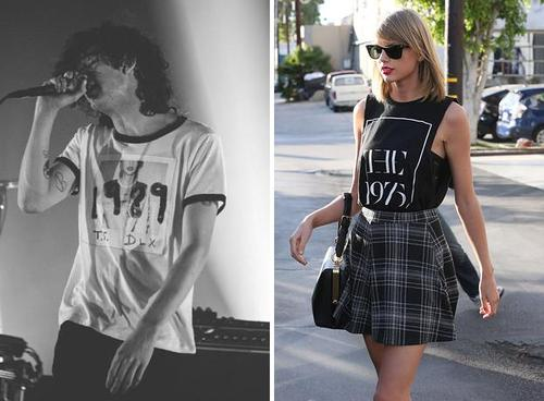 The 1975's Matt Healy and Taylor Swift: Why #Maylor is a Good Idea