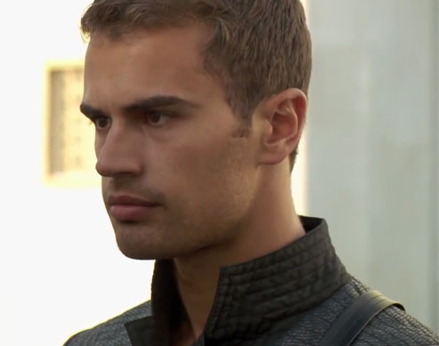 4 GIFs of Divergent's Four with Lyrics From One Direction's Latest Record Four