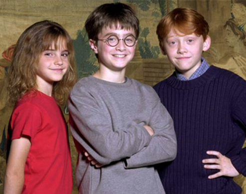 Then & Now: The Cast of Harry Potter