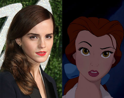 Best News Ever: Emma Watson Is Belle in Live-Action Beauty and the Beast