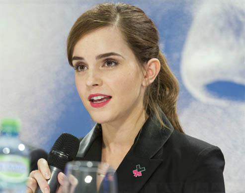Emma Watson Delivers Another Speech on Gender Equality at the World Economic Forum