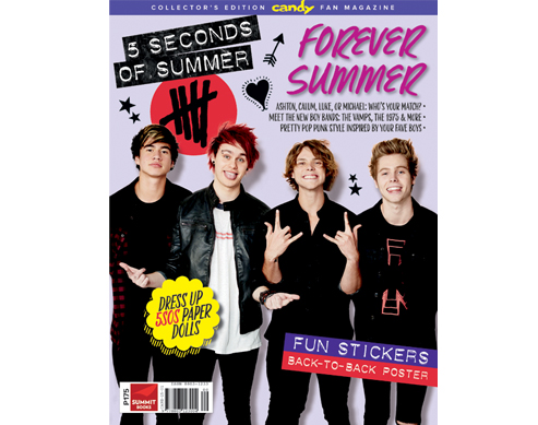 The 5 seconds of summer fan mag is finally here candy the 5 seconds of summer fan magazine is finally here m4hsunfo