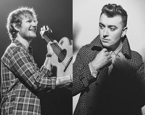 This Ed Sheeran x Sam Smith Mashup Will Give You All the Feels Today