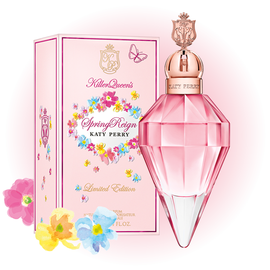 Katy Perry Fragrance