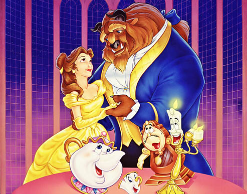 Save the Date: You'll Be Seeing Beauty and the Beast on March 17, 2017