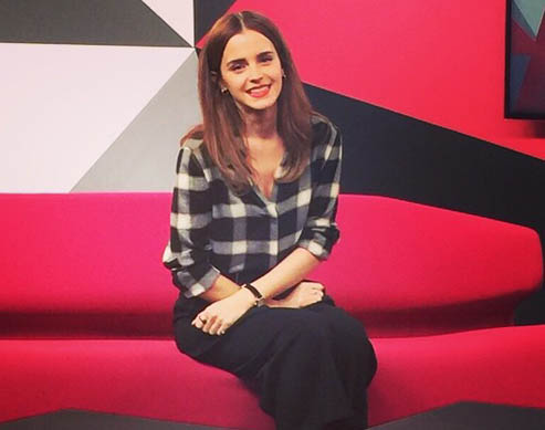 13 Inspiring Lines From Emma Watson During Her #HeForShe Facebook Conversation