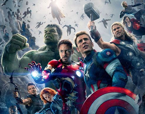10 Reaction GIFs from Avengers: Age of Ultron That Prove Superheroes are Just Like Us