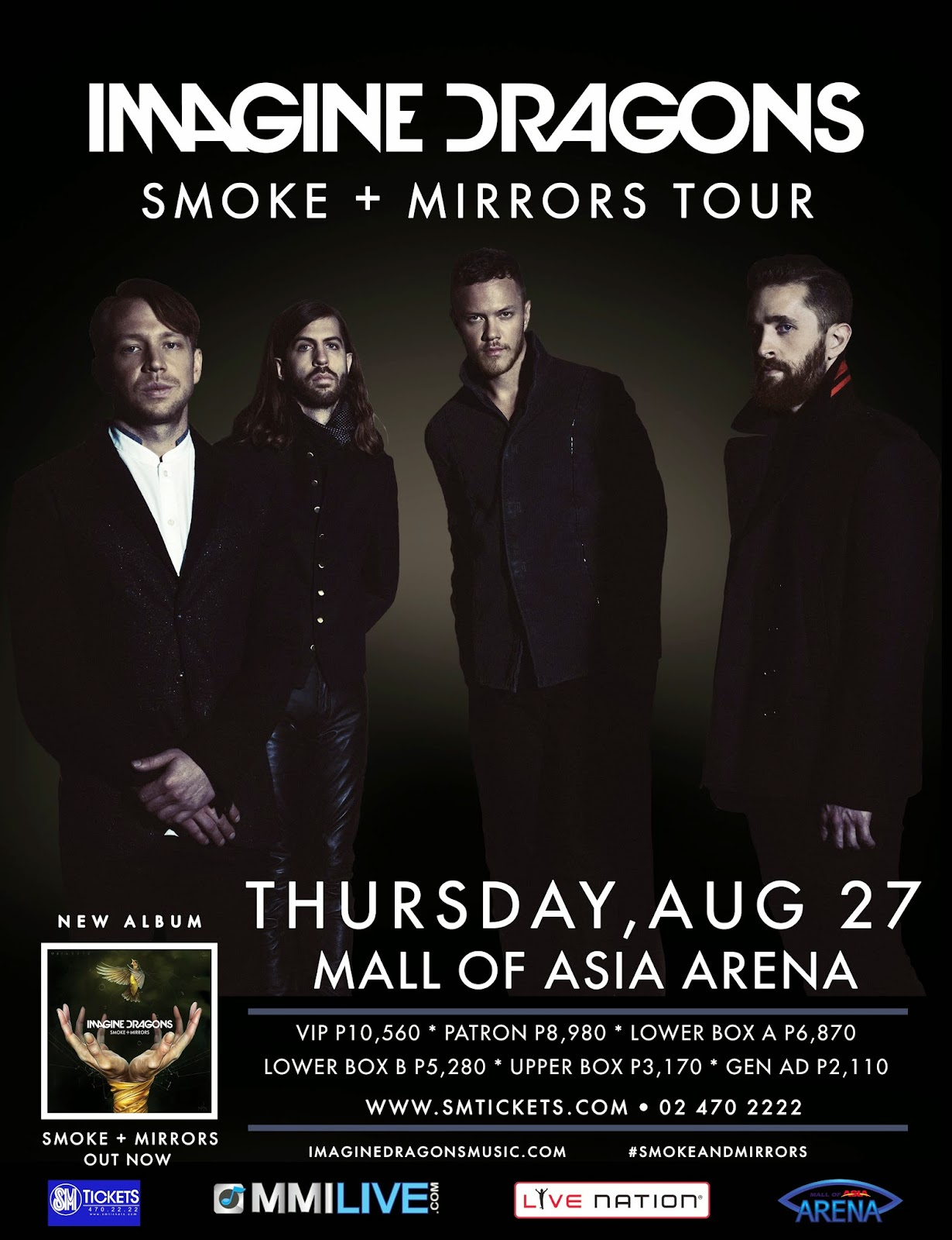 Imagine Dragons Manila
