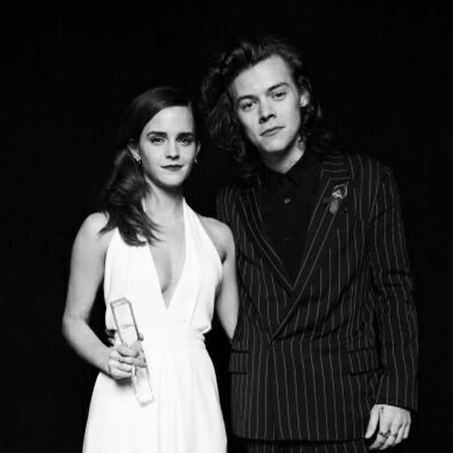 Emma Watson Harry Styles