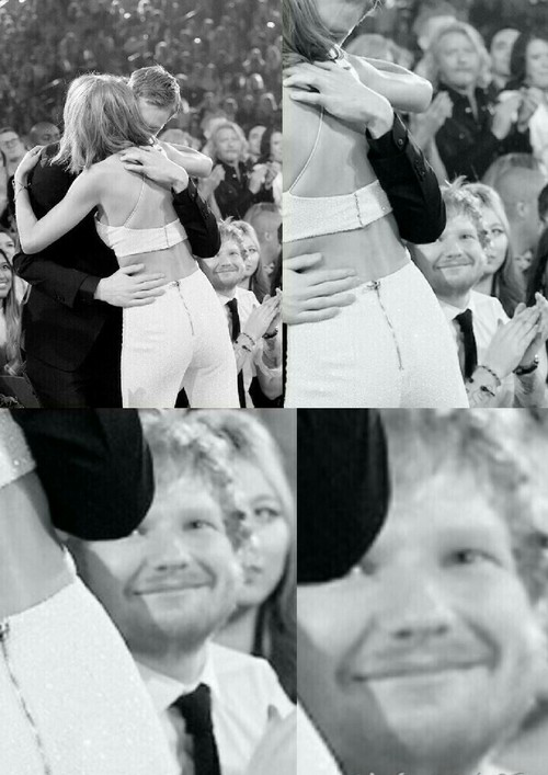 Ed Sheeran Taylor Swift Calvin Harris