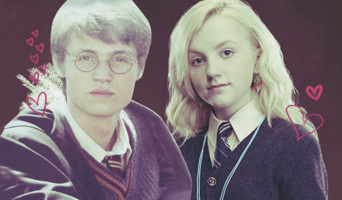 Luna Lovegood James Potter