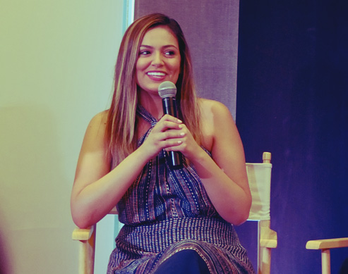 All The Things We Learned When We Met Bethany Mota at the YouTube FanFest