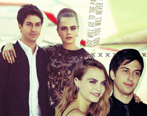 9 Things You Should Know About Nat Wolff and Cara Delevingne