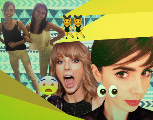 10 of Our Fave Female Celebrities as Real Life Emojis