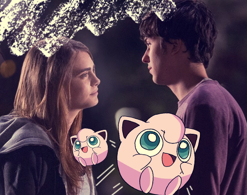 If the Paper Towns Cast Were Pokemons