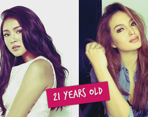 10 Pinay Celebs You Didn't Know Were The Same Age