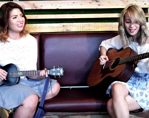 Candy Jams with Reese Lansangan and Kai Honasan