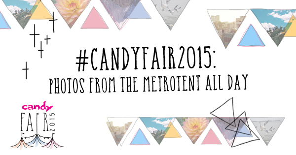 Candy Fair 2015 photos