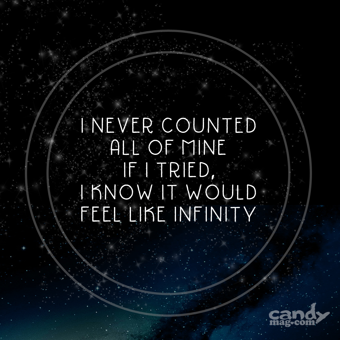 "One Direction's ""Infinity"""