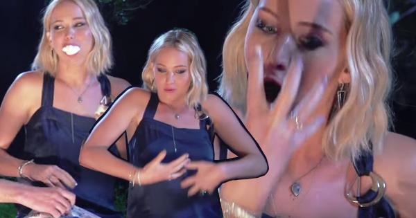 Jennifer Lawrence MTV Interview