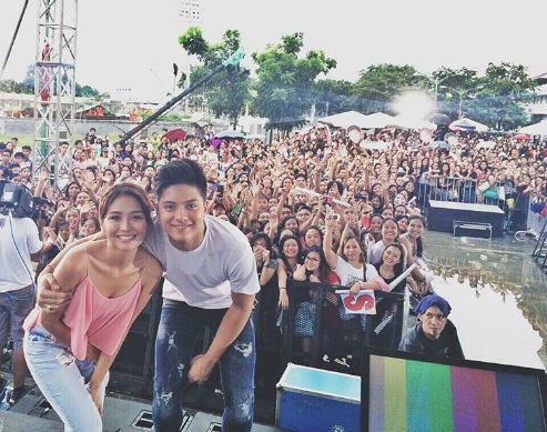 #PSYThanksgivingDay: 7 KathNiel Photos That Will Give You the Feels