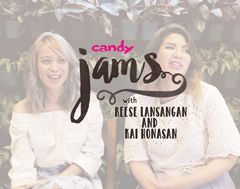 Candy Jams: Kai Honasan and Reese Lansangan Talk About Their Music Goals